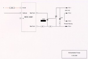 Bauen einer Differenztemperaturregelung zur Umwälz Pumpen Steuerung ...