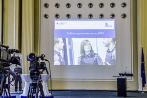Pressekonferenz des Zolls (Foto: Generalzolldirektion)