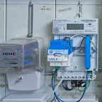 Smart-Meter-Gateway in einem Basiszähler (Foto: Netze BW)
