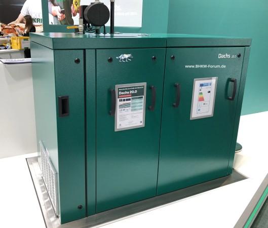 SenerTec Dachs Pro 20 (G-Box 20)
