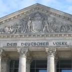 Bundestag, Reichstagsgebäude (Foto: Mcschreck)