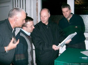Impressionen vom 1. BHKW-Info-Tag im Jahr 2005