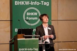 8. BHKW-Info-Tage 2012 (Kongressbereich)